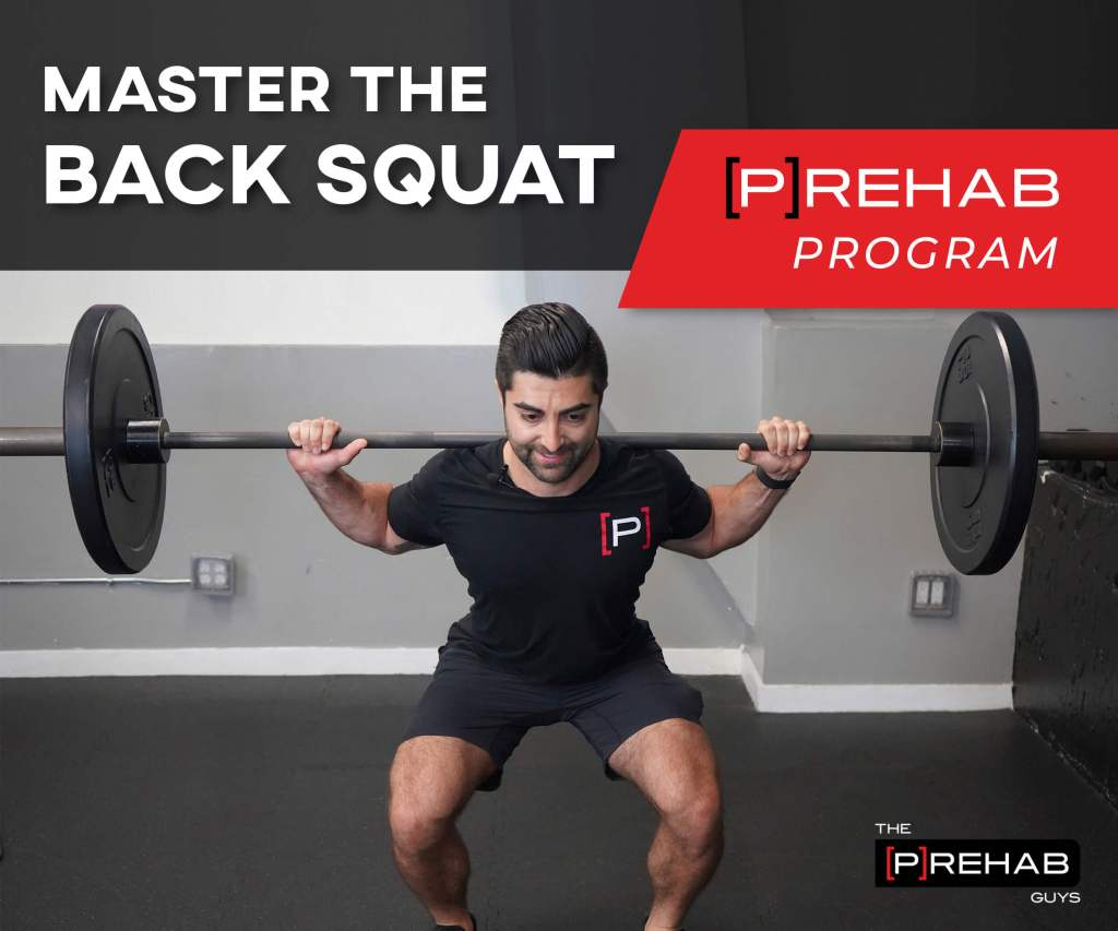 back squat the prehab guys