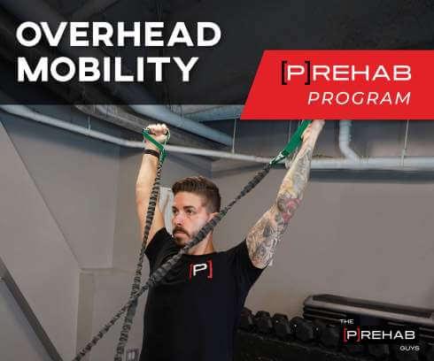 overhead mobility program the prehab guys