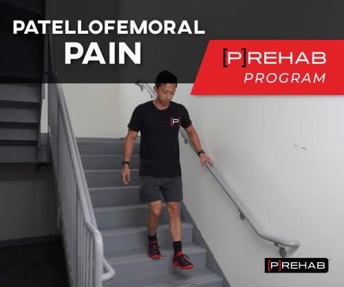 patellofemoral pain prehab program cracking joints the prehab guys