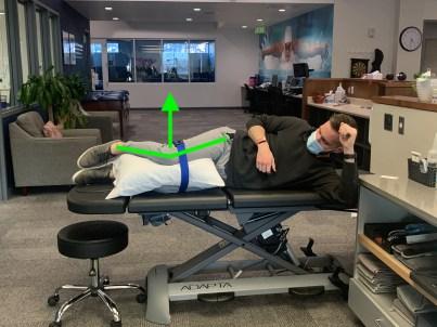 sleeping position the prehab guys