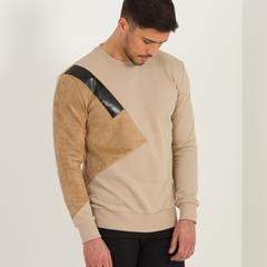 Maniere De Voir SS17 Colour Block Jumper