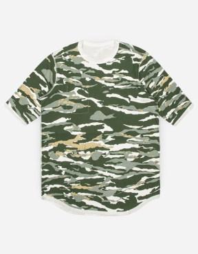 maharishi SS17 6024 Reversible Camo T-Shirt 1