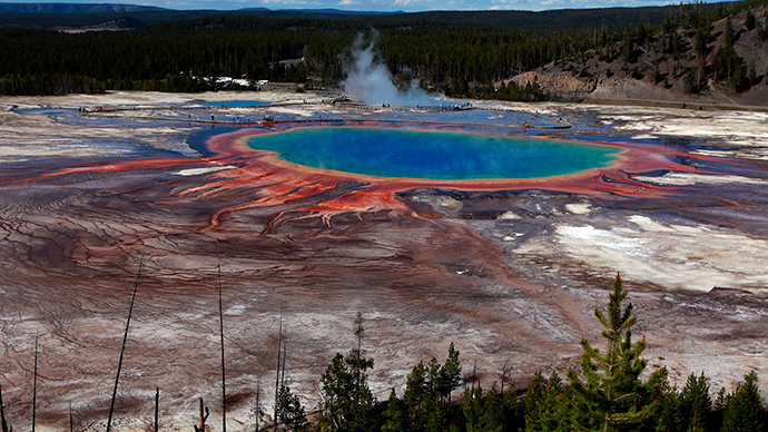 Yellowstone Earthquake Swarms Exceed 1000