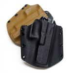 I settled on a Kydex holster for a couple of reasons. Mainly they are so slim and compact yet durable. Kydex holsters seem to draw more smoothly and faster to me, but that could be all in my head. Kydex isn't without its own drawbacks as I have noticed that my weapon does show a little sign of abrasion that it didn't before but on balance I like the look, feel and durability of the Kydex holsters the best. With that settled, I set out to shop for the best Kydex holster for my firearm. I wanted to share some of the options I found out there as well as what I eventually chose and this may help some of you make your own decisions if you are shopping for a Kydex holster for your handgun.