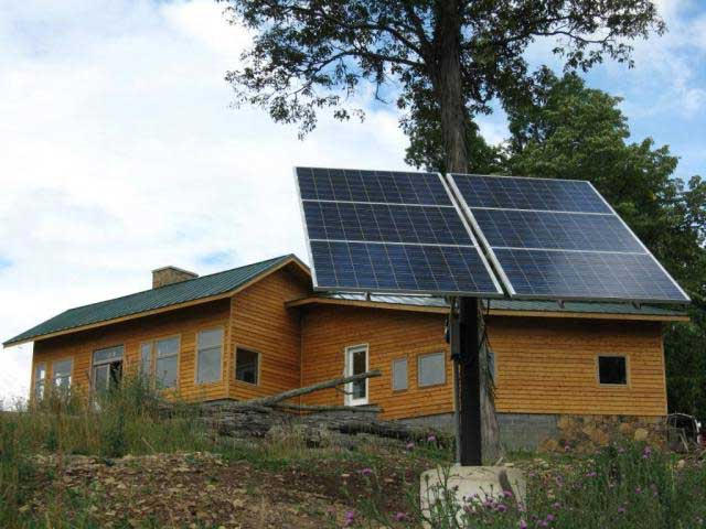 Planning for solar will reduce your dependency on the electric grid and could give you an edge in a SHTF situation.