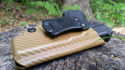 Tulster Concealed Carry IWB holster