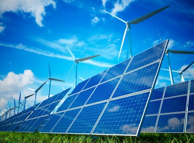 You don't need to go off the grid to have these types of alternative energy sources in your home.