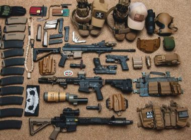 The below personal tactical gear list is taken from a proposal I put together for counterinsurgency / tactical team in West Africa a few years ago, this should give you a few hints on kit etc.