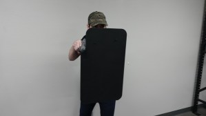 A few weeks ago I posted an article on items in our mail and among the items was the Hardcore Alpha Shield. Being a firm believer in body armor as an essential piece of home security equipment and in shields in particular as a quickly don'ed item that can be close to where you keep your primary home defense weapon, I wanted to expand on their value as a personal protection device, as something preppers should consider in their inventory of must-have items, even if it does not fit in your BOB.