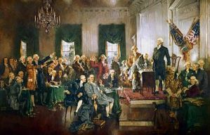 I posted last week on having a positive outlook at our current world so now, for the flip side. I have often wondered if we as a people really appreciate what our founders went through.