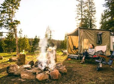 Ready to go camping? Make sure you don't forget anything with our camping essentials list.