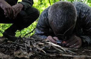 survival fire making