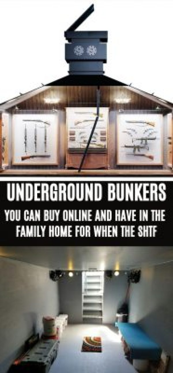 Underground Bunkers for Sale: 14 Epic Survival Shelters to Buy