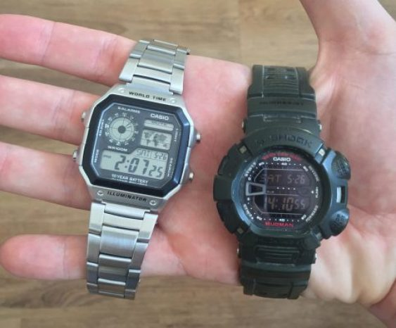EDC Watches