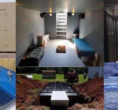 7 nuclear underground bunkers and shelters