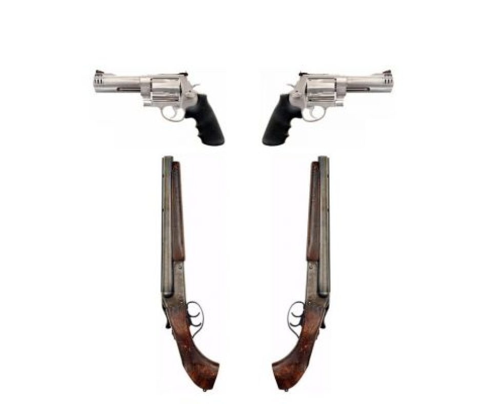 resident evil afterlife guns