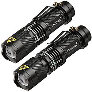 Haubell Mini Flashlights