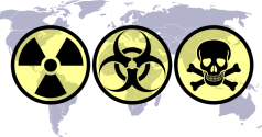 What CBRN gas masks cover