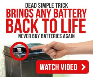 dead car batteries back to life
