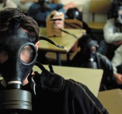 israel gas mask review