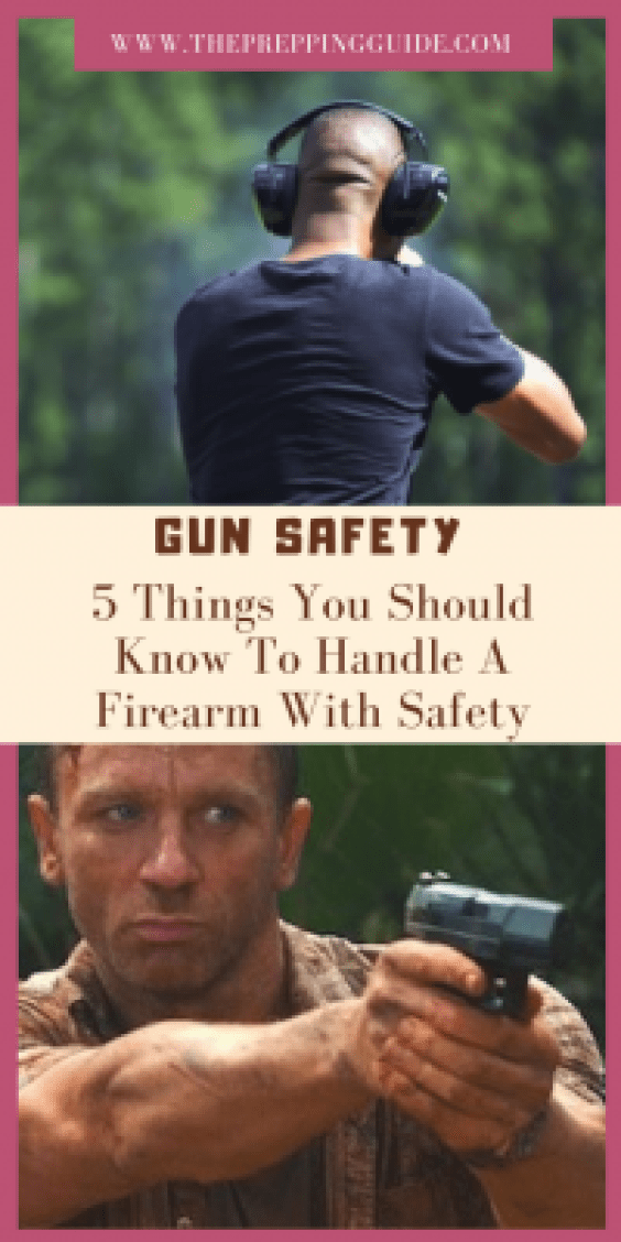 how to be safe with a gun