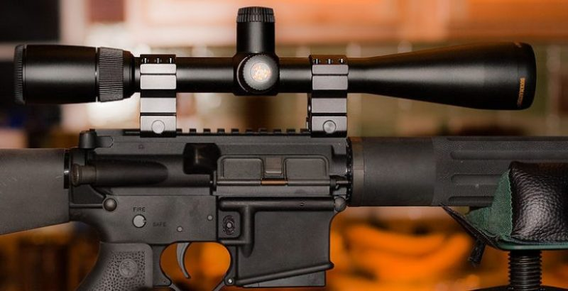 best rifle scope brand