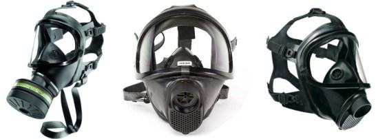 Draeger 4500 CBRN Gas Mask
