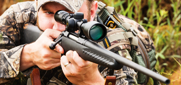 nikon buckmaster scope