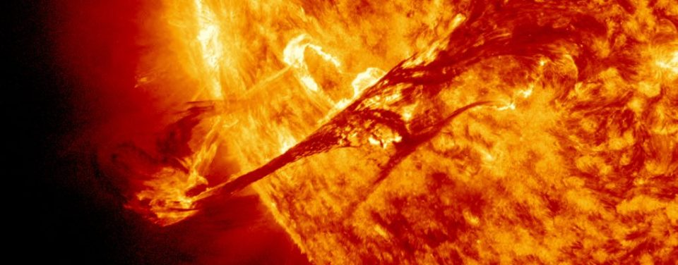 preppers coronal mass ejection
