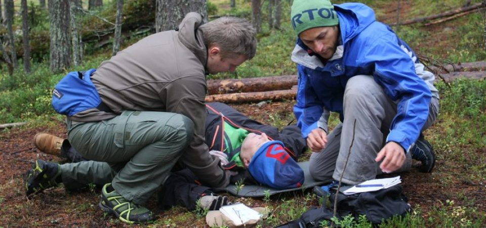bushcraft skills and first aid