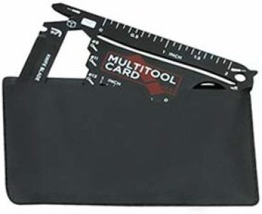 37-in-1 Multipurpose Credit Card Tool