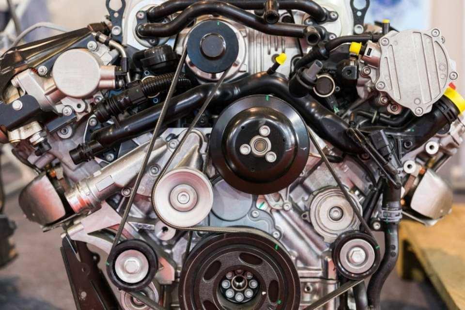 Bulletproof Car Engine