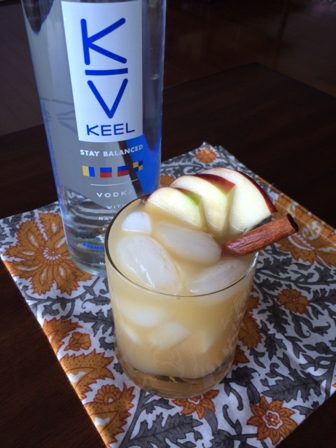 Indian Summer with KEEL Vodka - The Preppy Hostess