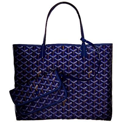 Business Week Luxury Bag story - Goyard pic