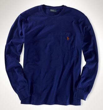 Ralph Lauren Polo Men\'s Long Sleeve T-shirt