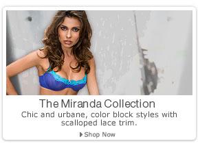 SATC Cosabella Miranda Collection