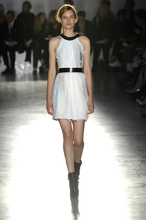 JOnathan Saunders Spring 2008 Dress