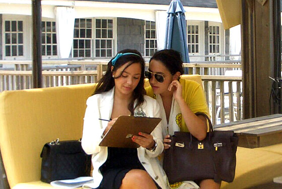 Gossip Girls \'casting call\' lauren levine ne mag The Cut blog