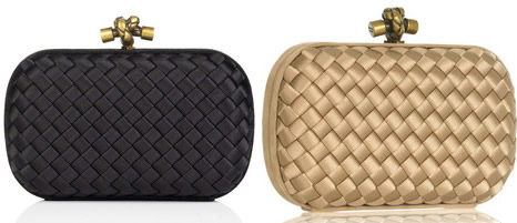 Bottega Veneta Knot Clutches