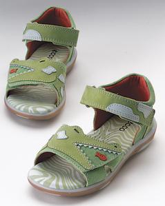 Garnet Hills Kids ECCO Alligator Sandals