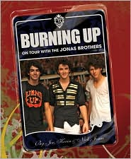 Burning Up On Tour with the Jonas Brothers