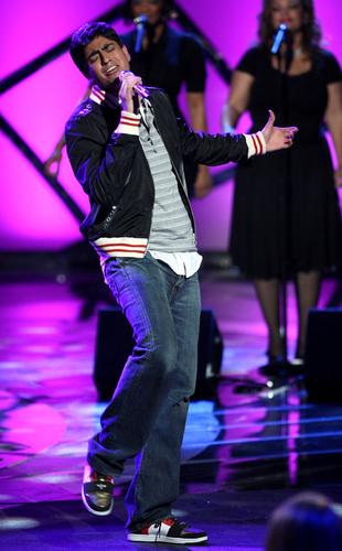 Courtesy American Idol
