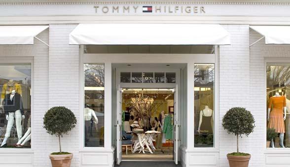 PHOTO: Courtesy Tommy HIlfiger via Hamptons.com
