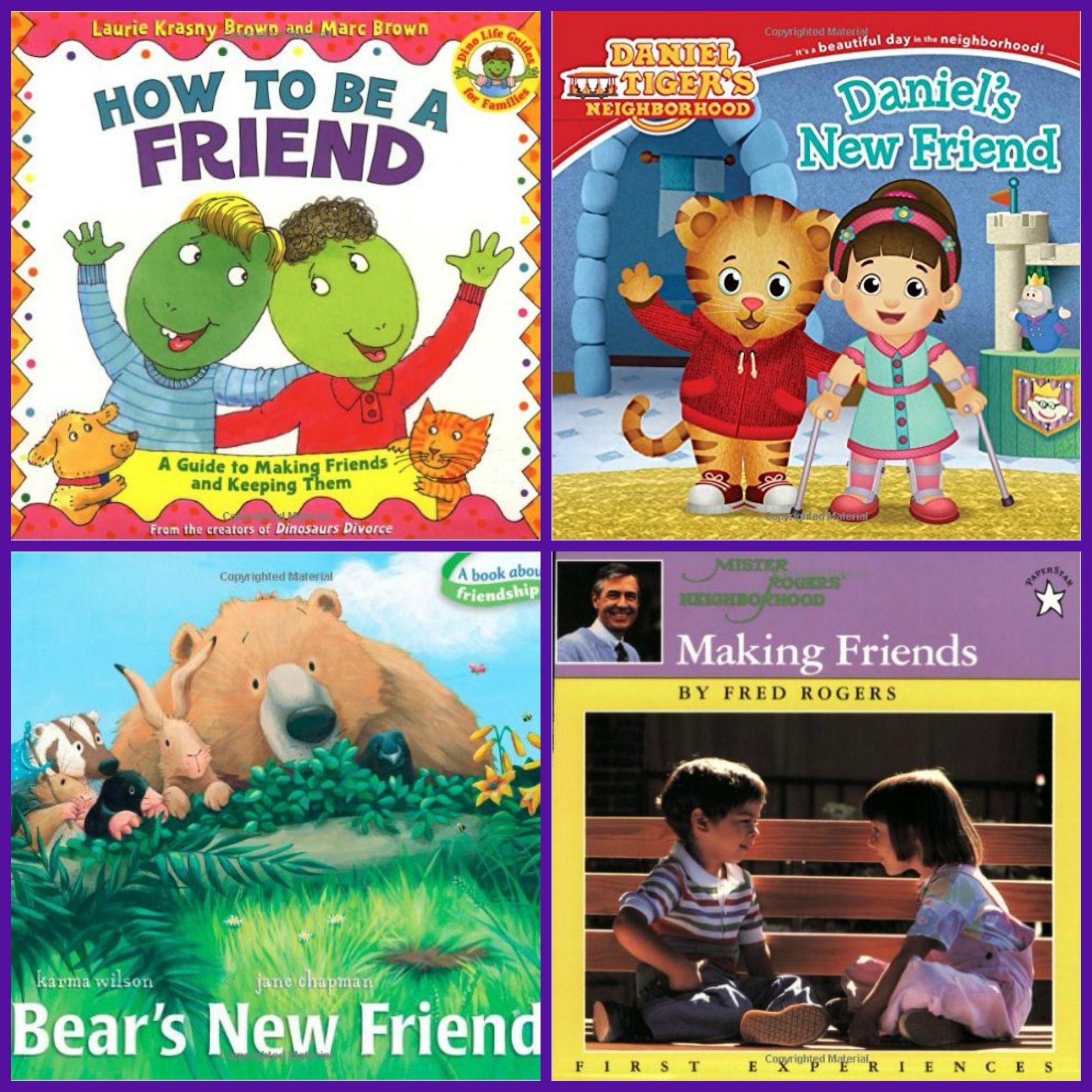 Tips For Helping Preschoolers Be A Good Friend Teachece