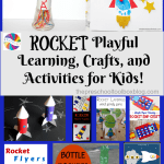 Rocket Stem Steam Crafts And Playful Activities For Kids The Preschool Toolbox Blog