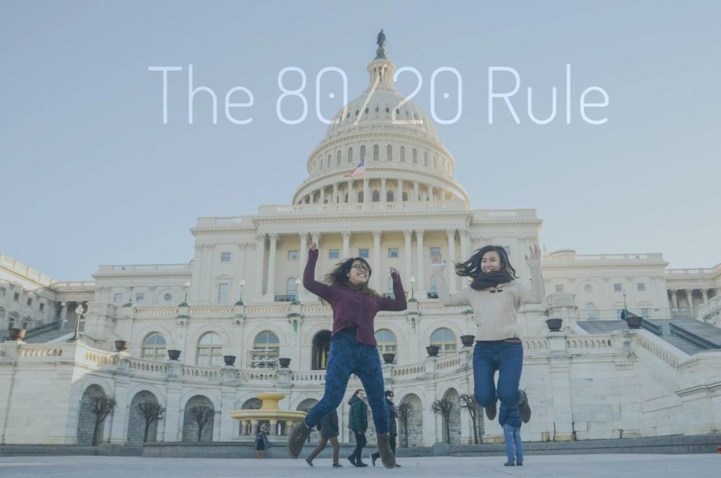 80/20 – Quy tắc vàng để làm chủ cuộc sống