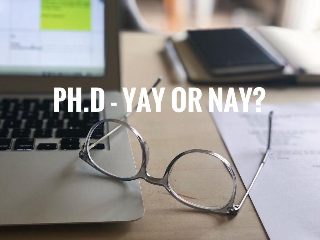 Bạn có thực sự muốn học Tiến sĩ (ở nước ngoài)?