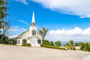 wedding chapel at the preserve resort