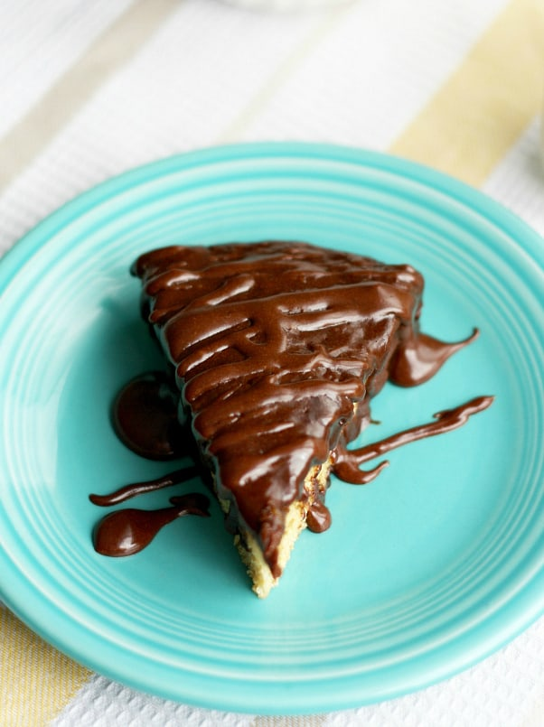 Vegan Vanilla Cake with Rich Chocolate Frosting. - The ...