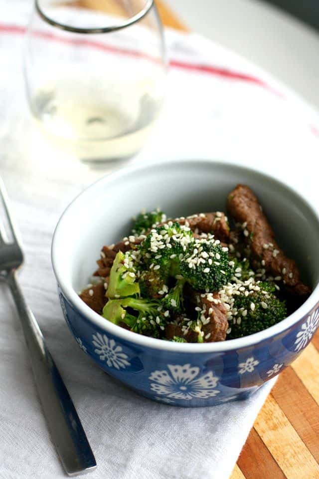 Make your own take-out style beef and broccoli stir fry at home with this easy recipe! Tasty and simple to make, this dish will have you coming back for more!